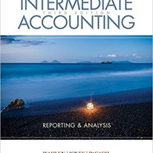 Intermediate Accounting: Reporting and Analysis (3rd Edition) - eBook