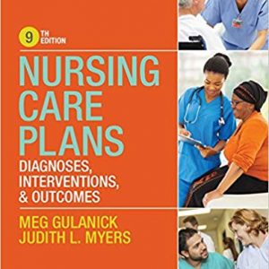Nursing Care Plans - Diagnoses, Interventions, and Outcomes (9th Edition) - eBook