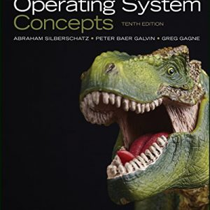 Operating System Concepts (10th Edition) - eBook