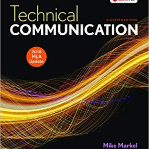 Technical Communication with 2016 MLA Update (11th Edition) PDF