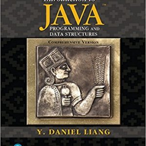 Introduction to Java Programming and Data Structures, Comprehensive Version (11th Edition) - eBook