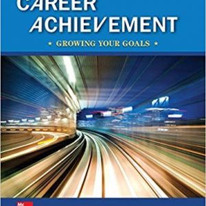 Career Achievement: Growing Your Goals (3rd Edition) - eBook