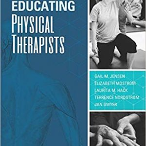 Educating Physical Therapists - eBook