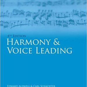 Harmony and Voice Leading (4th Edition) - eBook