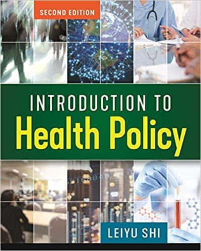 Introduction to Health Policy (2nd Edition) - eBook