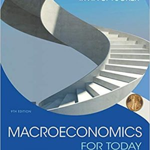 Macroeconomics for Today (9th Edition) - eBook