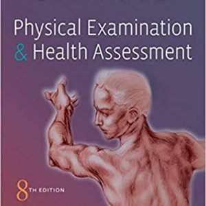 Physical Examination and Health Assessment (8th Edition) - eBook