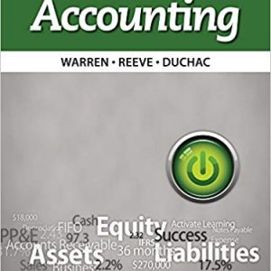 Accounting (25th Edition) - eBook
