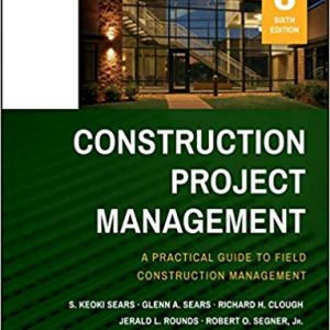 Construction Project Management (6th Edition) - eBook