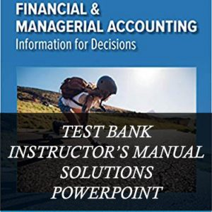 Financial-and-Managerial-Accounting-7E-testbank