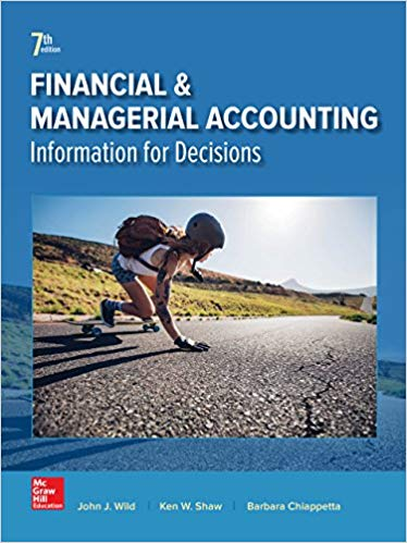 Financial and Managerial Accounting (7th Edition) - eBook