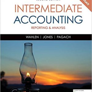 Intermediate Accounting: Reporting and Analysis, 2017 Update (2nd Edition) - eBook