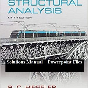 Structural-Analysis-9th-Edition-solutions