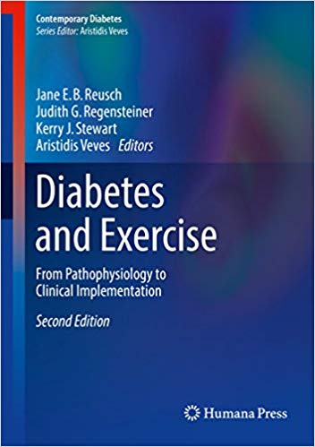 Diabetes and Exercise: From Pathophysiology to Clinical Implementation (Contemporary Diabetes) (2nd Edition) - eBook