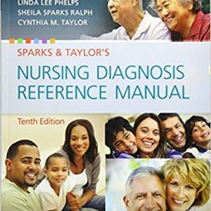 Sparks & Taylor's Nursing Diagnosis Reference Manual (10th Edition) - eBook