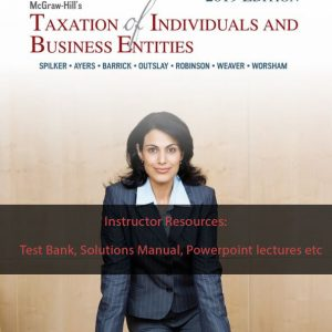 taxation-of-individuals-and-business-entities-2019-SOLUTIONS-TESTBANK
