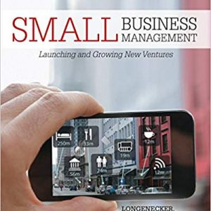 Small Business Management: Launching and Growing New Ventures - eBook