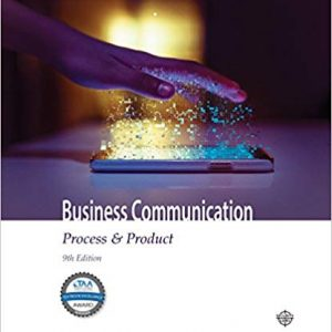 Business Communication: Process & Product (9th Edition) - eBook