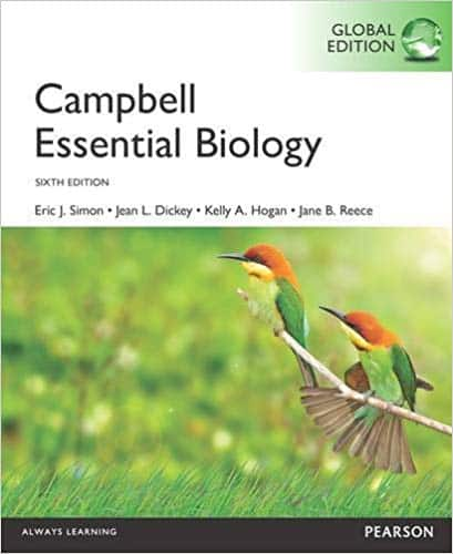 Campbell Essential Biology (6th Edition) - eBook