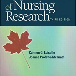Canadian Essentials of Nursing Research (3rd Edition) - eBook