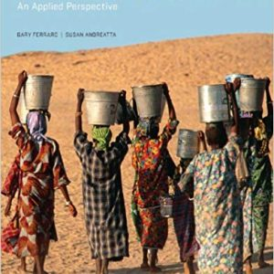 Cultural Anthropology: An Applied Perspective (10th Edition) - eBook