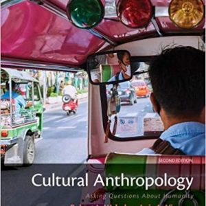 Cultural Anthropology: Asking Questions About Humanity (2nd Edition) - eBook