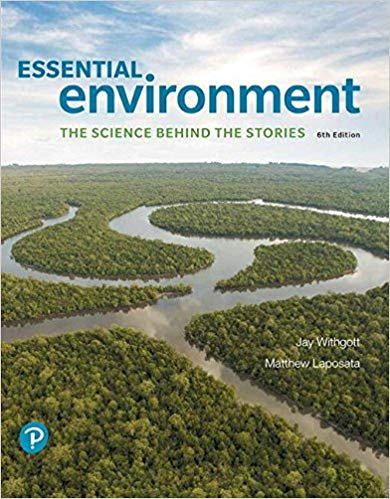 Essential Environment: The Science Behind the Stories (6th Edition) - eBook