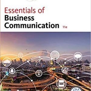 Essentials of Business Communication (11th Edition) - eBook