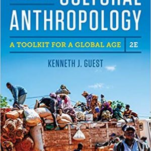 Essentials of Cultural Anthropology: A Toolkit for a Global Age (2nd Edition) - eBook