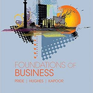 Foundations of Business (5th Edition) - eBook