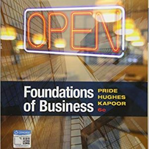 Foundations of Business (6th Edition) - eBook