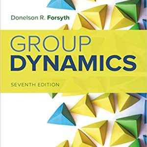 Test Bank-Group Dynamics (7th Edition) - eBook