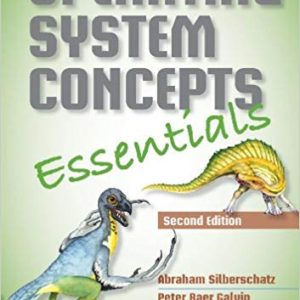 Operating System Concepts Essentials (2nd Edition) - eBook