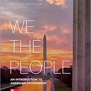 We The People (13th Edition) - eBook