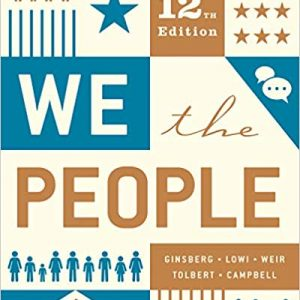 We the People (12th Edition) - eBook
