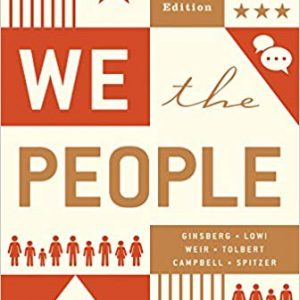 We the People (Essentials 12th Edition) - eBook