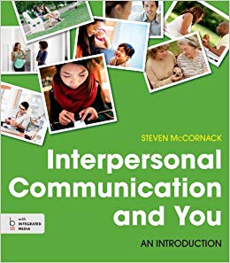 Interpersonal Communication and You: An Introduction - eBook