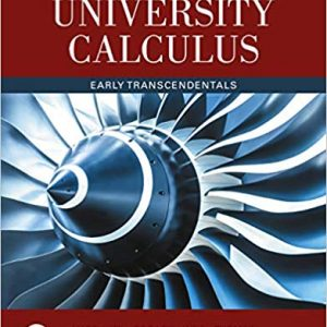 University Calculus, Early Transcendentals (4th Edition) - eBook