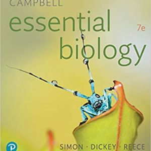Campbell Essential Biology (7th Edition) - eBook