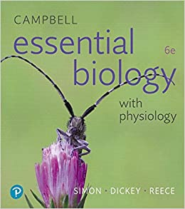 Campbell Essential Biology with Physiology (6th Edition) - eBook