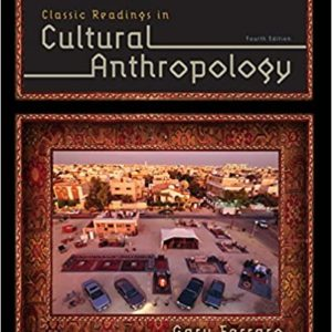 Classic Readings in Cultural Anthropology (4th Edition) - eBook