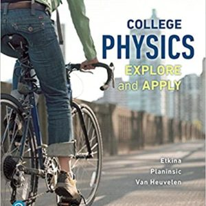 College Physics: Explore and Apply (2nd Edition) - eBook
