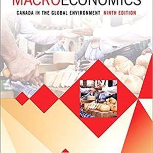 Macroeconomics : Canada in the Global Environment (9th Edition) - eBook