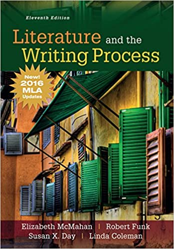Literature and the Writing Process (11th Edition) - eBook