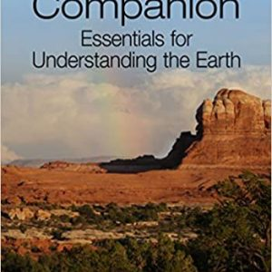 The Geology Companion: Essentials for Understanding the Earth - eBook