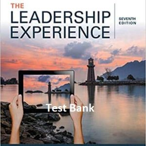 The-Leadership-Experience-7th-Edition-testbank