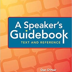 A Speaker's Guidebook (7th Edition) - eBook