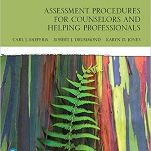 Assessment Procedures for Counselors and Helping Professionals (9th Edition) - eBook