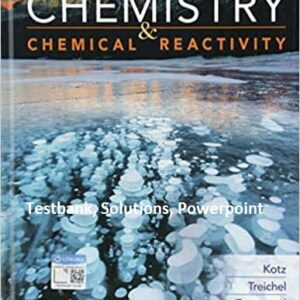 Chemistry-Chemical-Reactivity-10e-testbank-ism