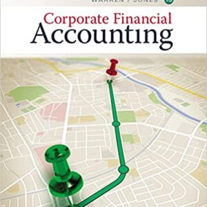 Corporate Financial Accounting (15th Edition) - eBook